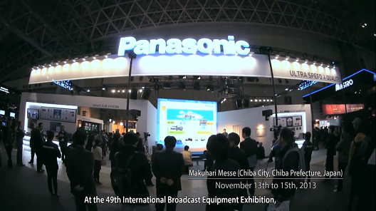 ULTRA SPEED & QUALITY | 国際放送機器展 | Inter BEE 2013 |