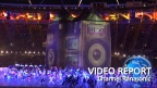 20,000-lumen projectors shone bright at London 2012 (1/3)[Panasonic]