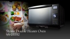 Concept - Steam Double Heater Oven NN-DS592 [Panasonic]