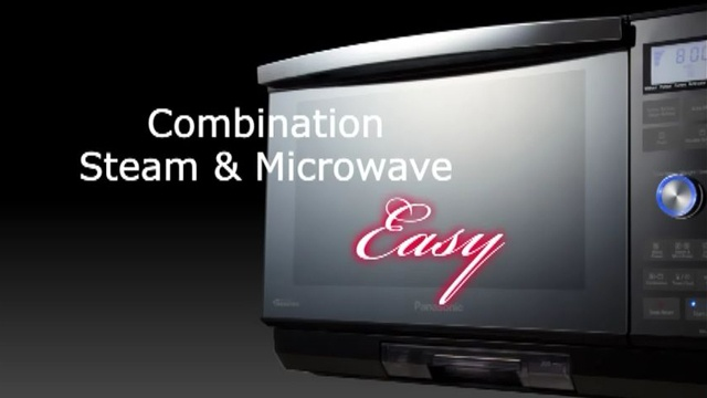 Microwave Steam Double Heater Oven Nn Ds592 Panasonic