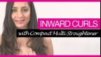 Inward Curls | Panasonic Beauty Hair Styling Tips