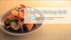 "Panasonic Cooking recipes for NN-CS894 ""Herbal Shrimp Grill"""