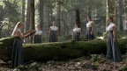 THE WORLD HERITAGE CROATIA -Echoes of choir in virgin forest and water-