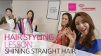 Hairstyling Lesson 1 with Miss International Finalists