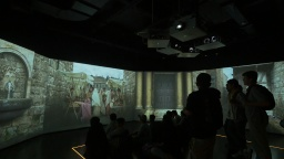 Panasonic's AV solutions at a museum in Chile, South America – MUI Museo Interactivo Audiovisual –