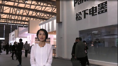 Panasonic Highlights of AWE 2016, Appliance&electronics World Expo in Shanghai, China