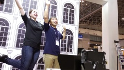Trick Art & Selfies: Getting the best angle with #IoT | #Panasonic LIVE@CEATEC 2016