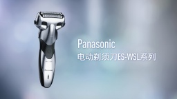 Panasonic 3-Blade Wet/Dry Shaver, ES-WSL3D (Chinese)