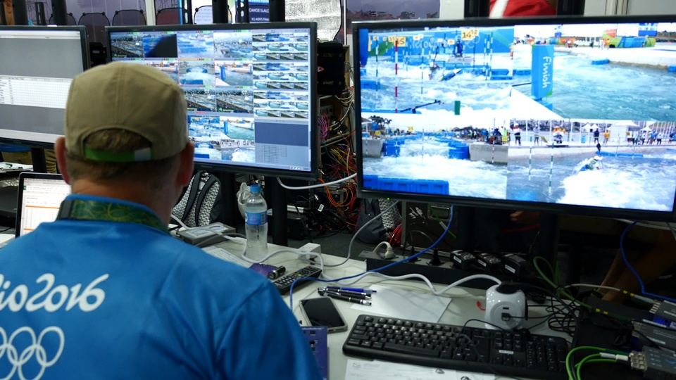 Video Adjudication System helped Referees Make Tough Calls - Rio 2016 Behind the Scenes
