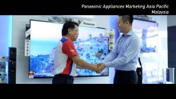 Playing a central role in Asia's marketing strategy (Malaysia) [Global Employees | Panasonic]