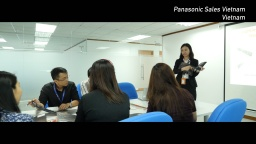 Aspiring to become a marketing leader! (Vietnam) [Global Employees | Panasonic]