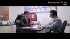 Helping India become a developed country (India) [Global Employees | Panasonic]
