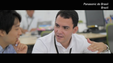 Developing products that meet local needs (Brazil) [Global Employees | Panasonic]
