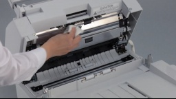 Panasonic KV-S7097/S7077 Document Scanner Cleaning Video