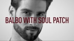 Balbo with Soul Patch | Panasonic ER-GD60 ER-GD50