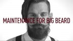 Maintenance for Big Beard | Panasonic ER-GD60/ER-GD50