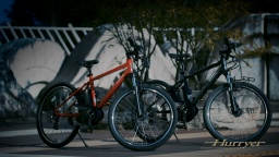 With its variable design to suit every class - Panasonic Electric Assisted Bicycle