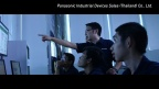 Leading the world in Factory Automation (FA) business (Thailand) [Global Employees|Panasonic]