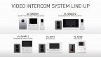 Panasonic Video Intercom Lineup for Middle East and Asia (non-2.4GHz)