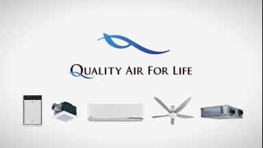 Quality Air For Life with Panasonic Air Solutions