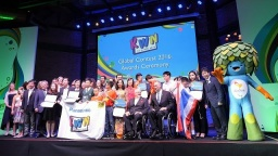 Panasonic KWN Global Contest 2016 Held during the #Rio2016 Paralympic Games