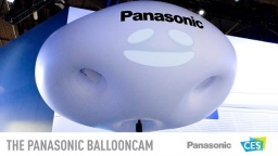 See How Panasonic Is Evolving the Future of Live Events at #CES2017