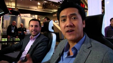 Driving the Future with the Advanced Cockpit 2020 #PanasonicCES 2016