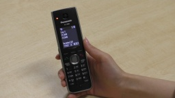 Panasonic KX-TGP600 Operation Guide (Reception Features)