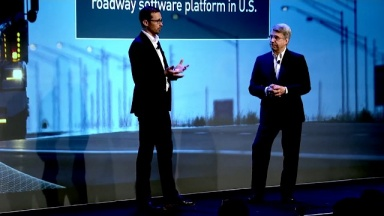 Intelligent transport Solution | #PanasonicCES 2019 Press Conference |