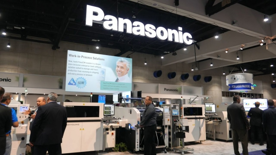 "Panasonic Smart Factory Solutions for ""Any Mix Any Volume"""