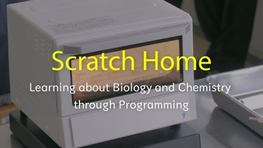 Scratch Home - Learning about Biology and Chemistry through Programming