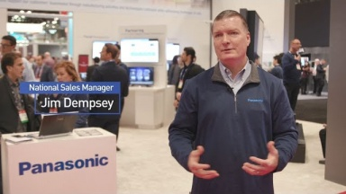 Visibility and Traceability | #PanasonicNRF 2019