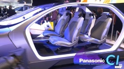 Driving Gets Personal with the Panasonic-Chrysler Portal at #CES2017