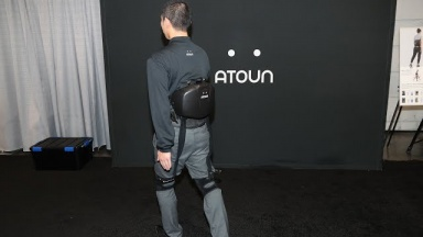 ATOUN Makes #CES2019 Debut with Powered Wear MODEL Y and HIMICO