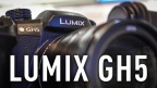 Benefits of LUMIX GH5 at #PanasonicCES 2017