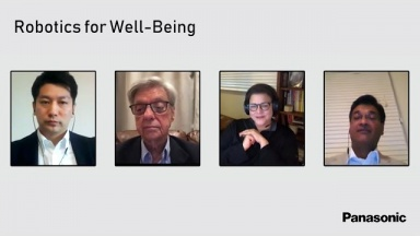"[Recorded Live] Webinar: ""Robotics for Well-Being"" - SXSW 2020 