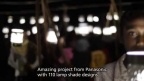 "Panasonic Donates 110 Solar Lanterns to Indonesian Villages: ""Zoo of Light"" at Donation Ceremony"