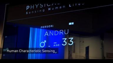 Human Characteristic Sensing |#PanasonicCES