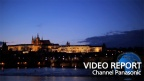 Panasonic casts a warm glow over World Heritage sites - Prague Castle -
