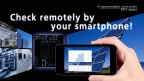 Check remotely by your smartphone! Programmable Controller FP7 - Panasonic