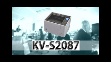 KV-S2087 Introduction Movie