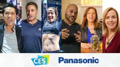 Our 6 Experts Give You a Sneak Preview of #PanasonicCES 2016