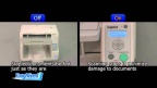 Panasonic Document Scanner: ToughFeed/ Stapled Document Detection Introduction Movie